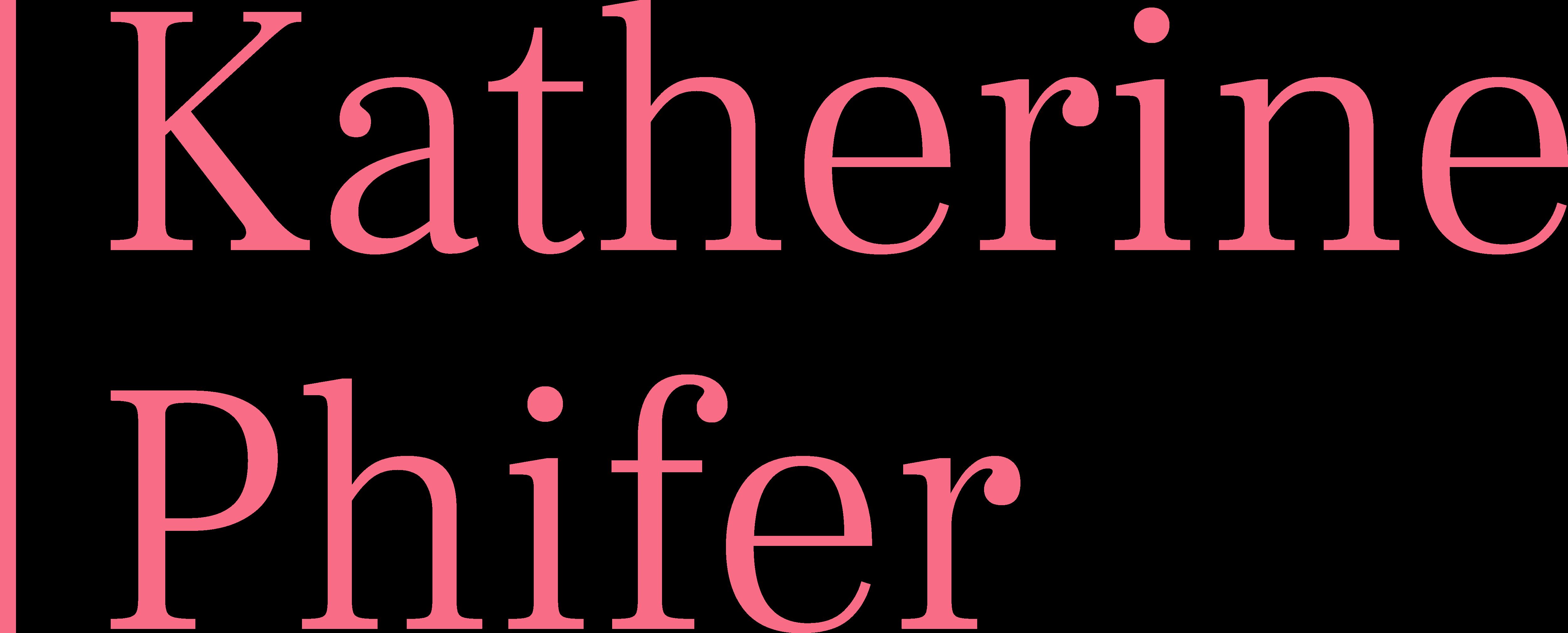 Katherine Phifer Courses