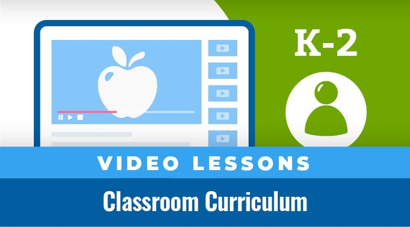 Grades K-2 Video Lessons
