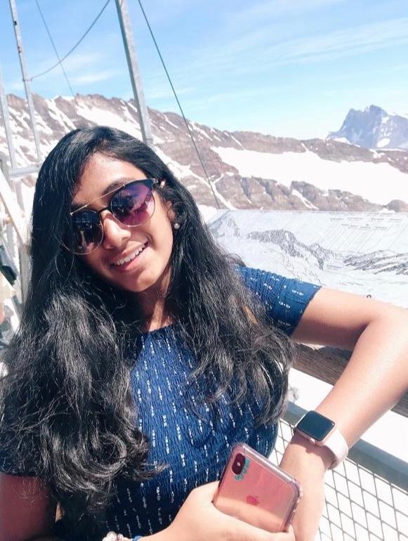 Rithika Padyala