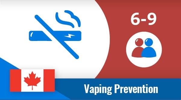 CATCH My Breath Canada - A Youth Vaping Prevention Program