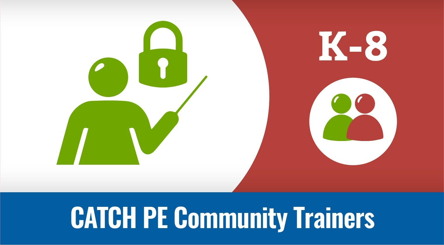 Community Trainers - CATCH P.E.