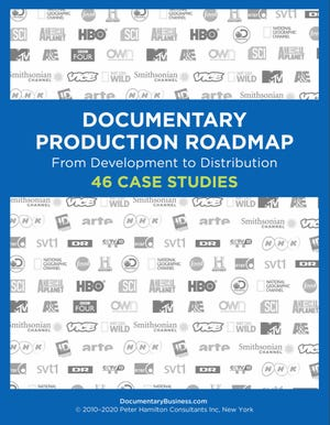 Documentary Production Roadmap Poster