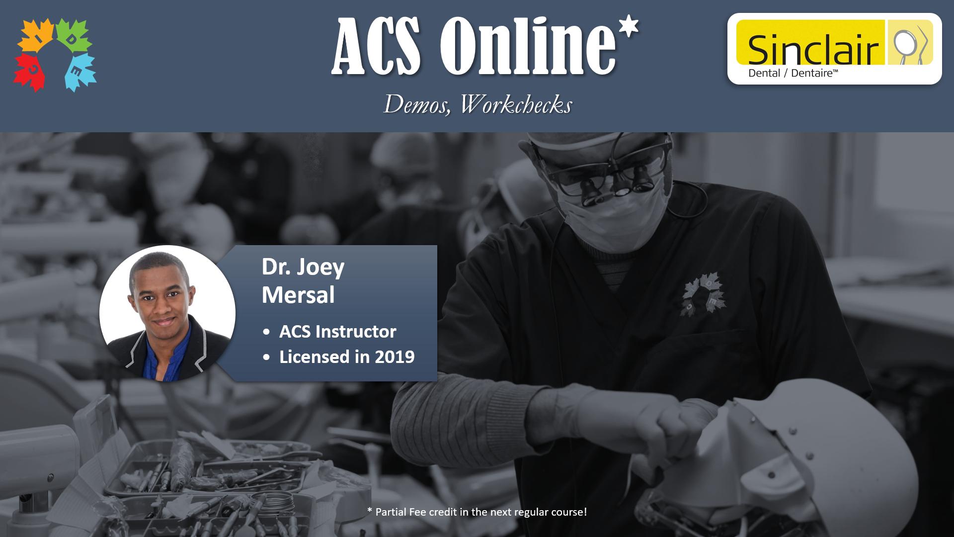 ACS Online 2021