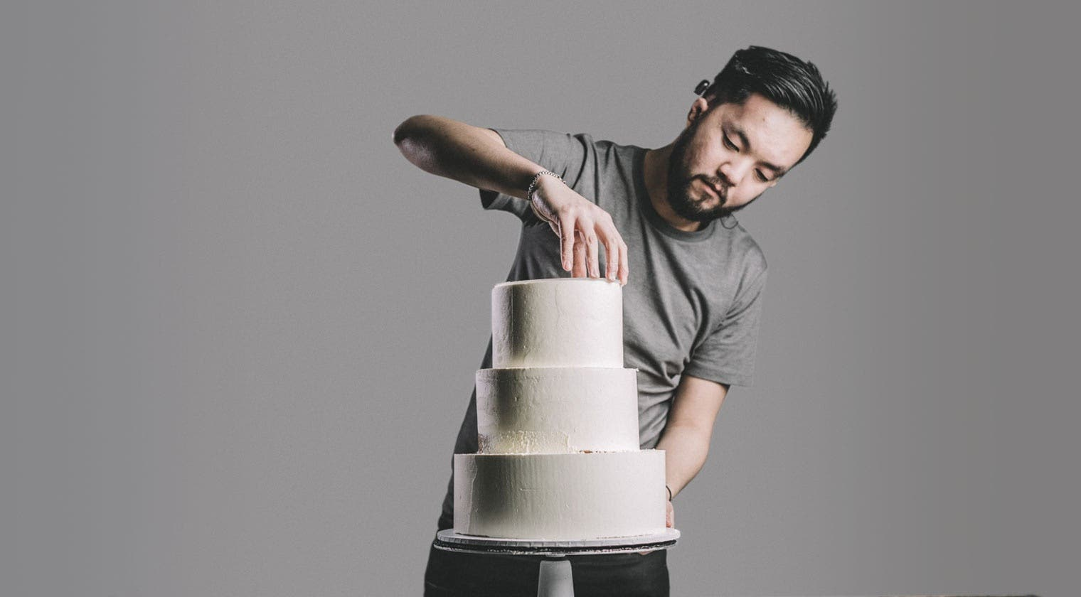 Bake the Perfect Cake with Cliff