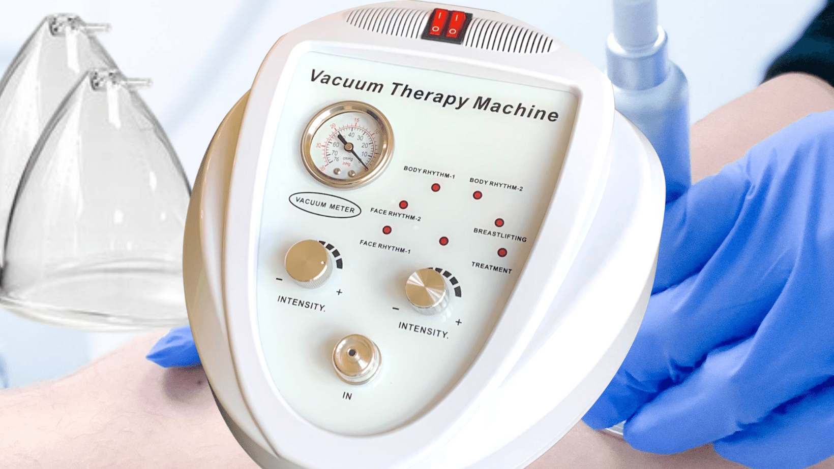 Vacuum Therapy 4-in-1 Masterclass: The Comprehensive Blueprint to Implement, Treat, Sell & Profit within 30 days