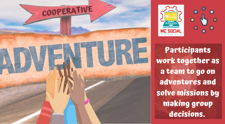 Cooperative Virtual Adventure Program (for direct use with learners)
