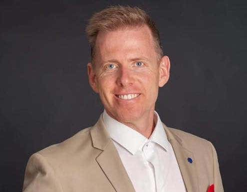 Jason French, Human Performance Mentor, Australia