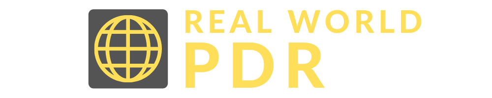 Real World PDR