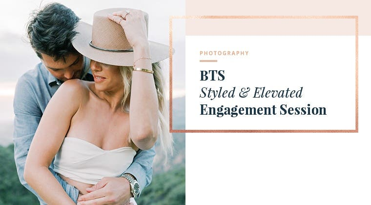BTS - An Elevated Engagement Session