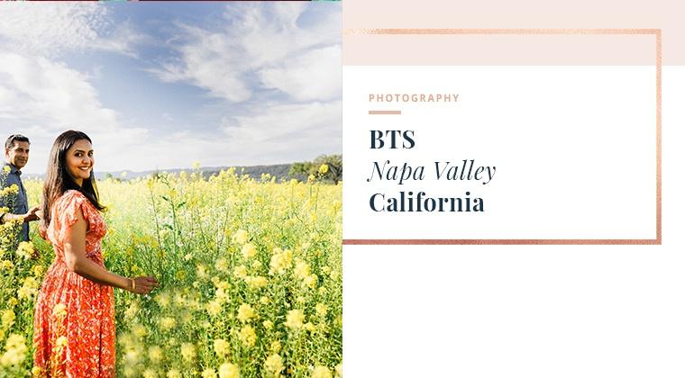 BTS - 25th Anniversary- Napa Valley