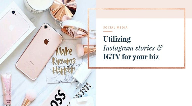 Using Insta-Stories for Your Business