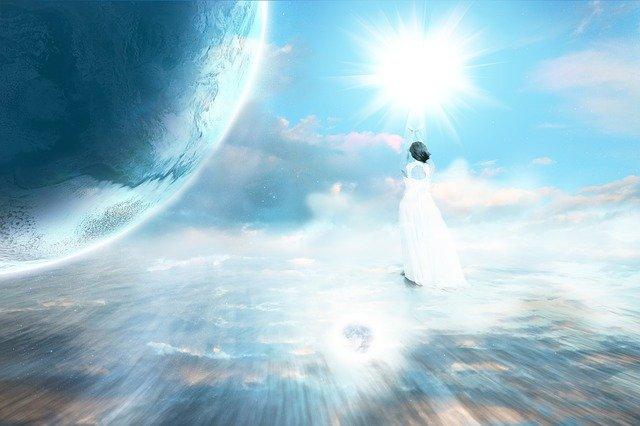 Sanación con ángeles