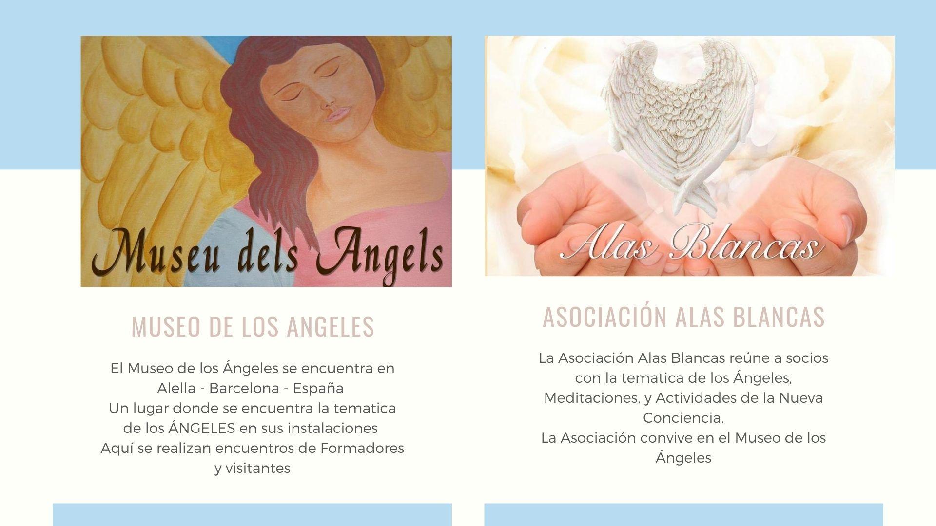 peticiones a los ángeles en el museo de los angeles