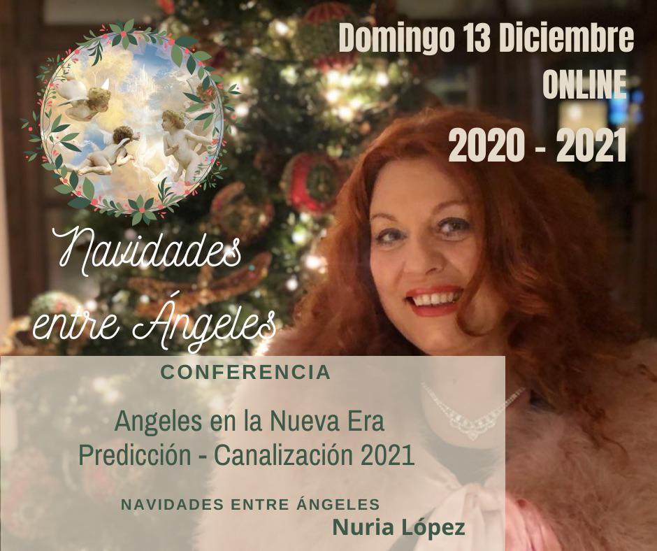 Nuria López en el Festival de los Arcángeles