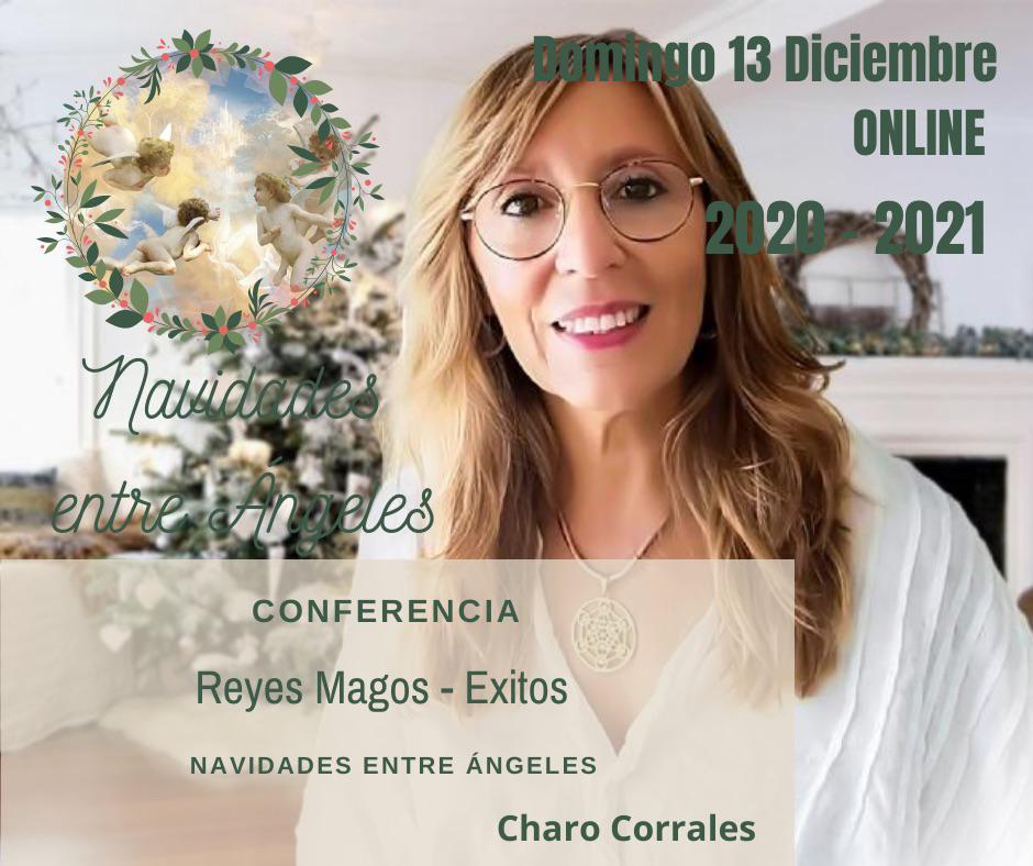 Charo Corrales Aneloterapeuta