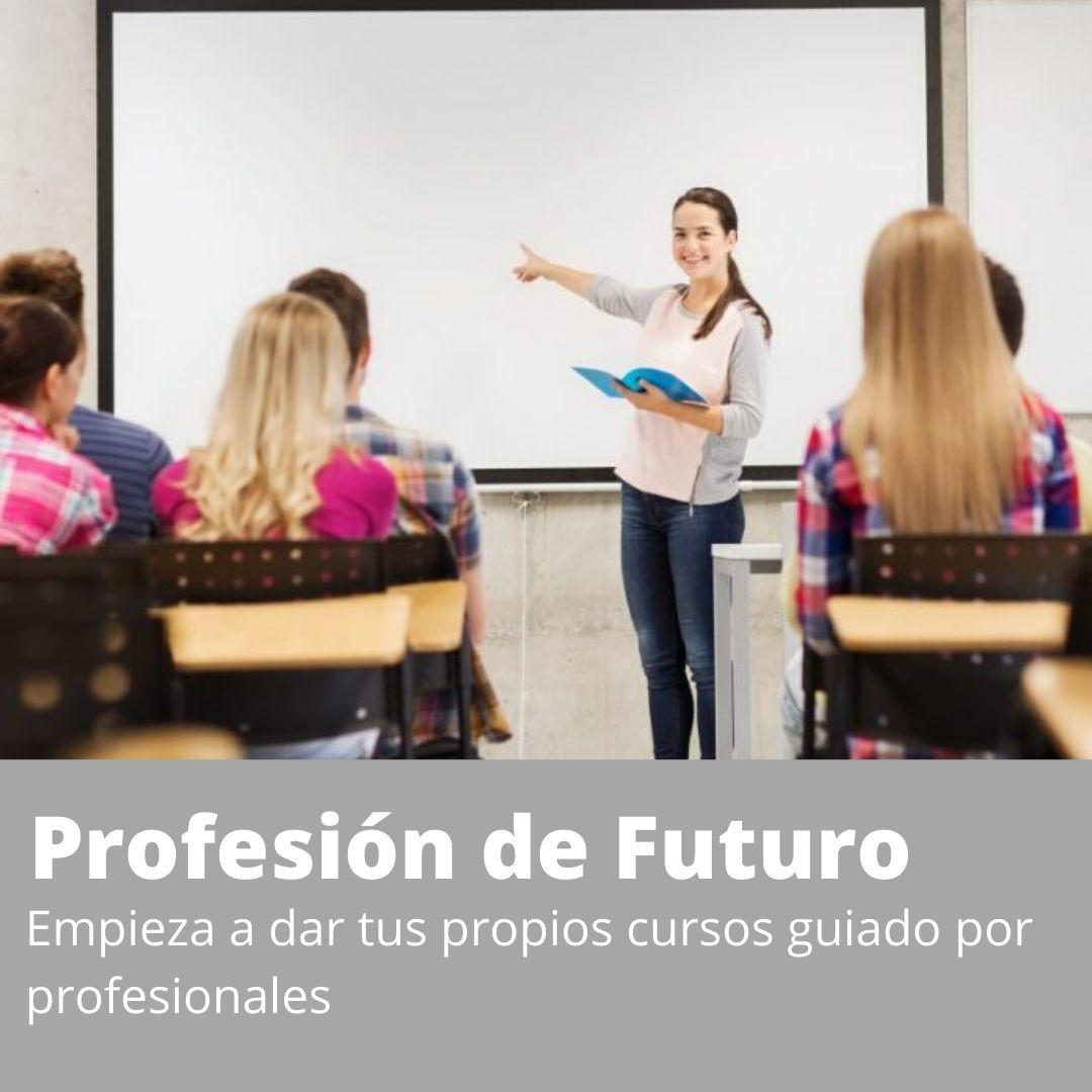 Convierte tu sueño en una Profesión
