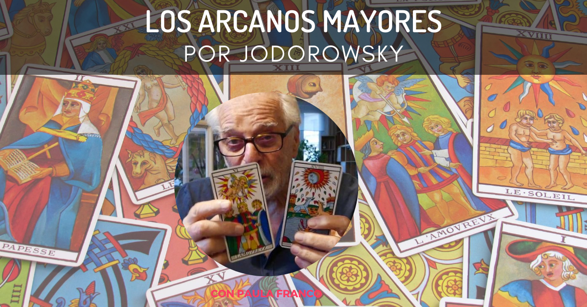 ARCANOS MAYORES POR JODOROWSKY