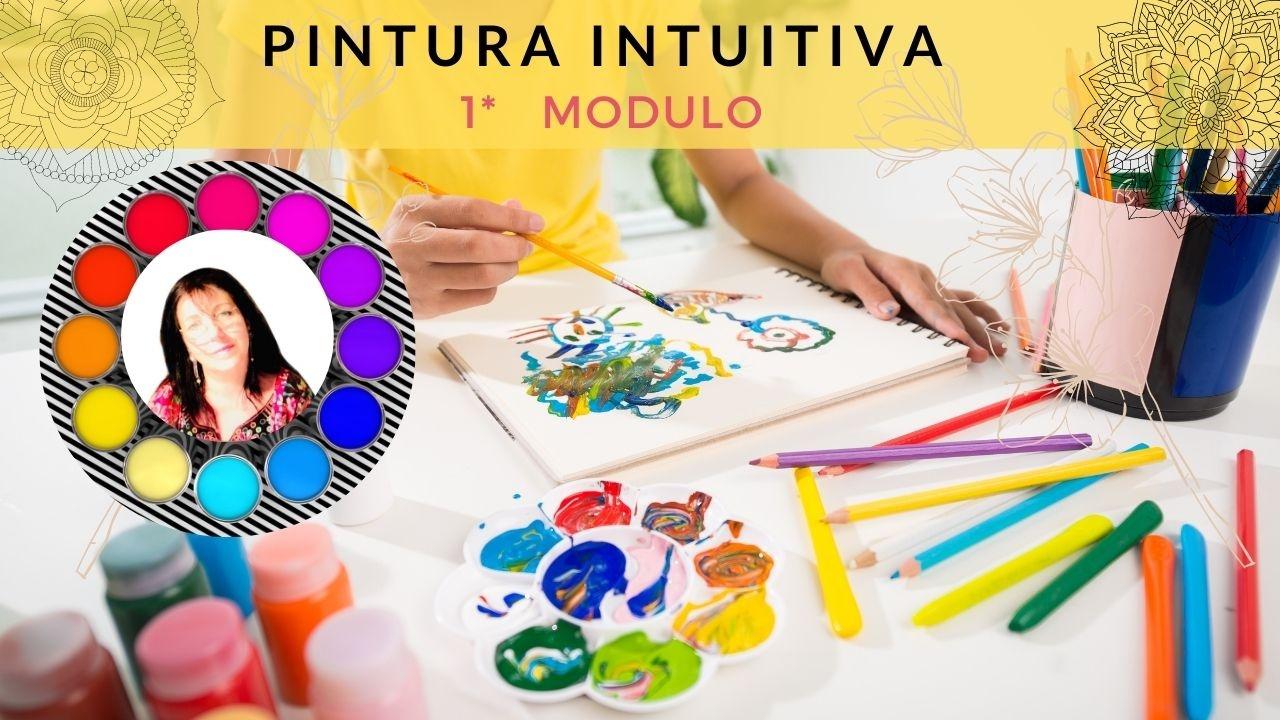 1* MES-- El  Corazon de la Pintura Intuitiva 2021