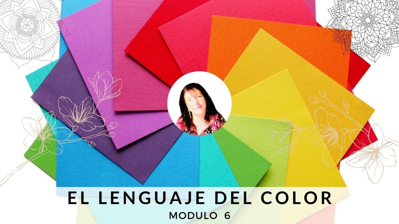6* MODULO: El Lenguaje del Color - Pintura Intuitiva