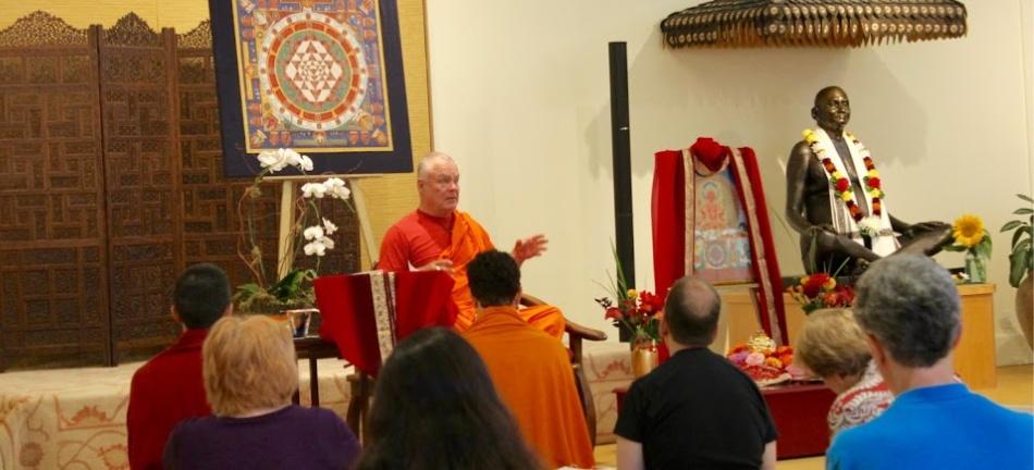 LIVESTREAM: The Goddess & the Śrī  Chakra Practice