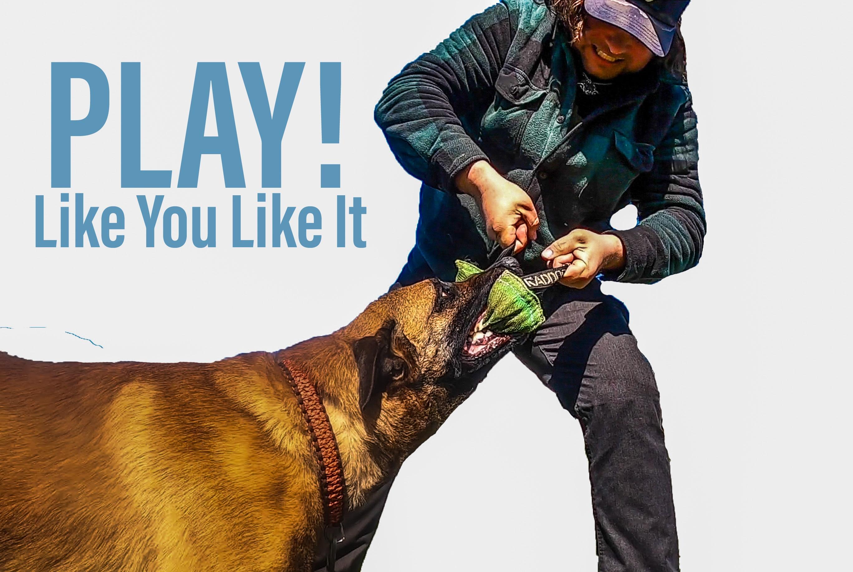 PLAY! Like You Like It.