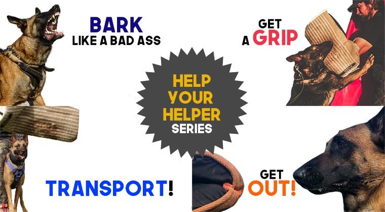 Help Your Helper Series