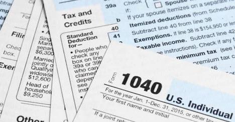 c) Taxes