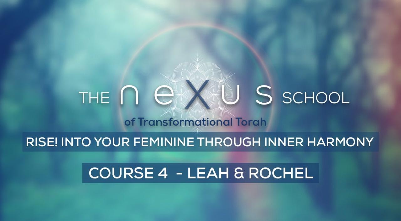 Rise! into Inner Harmony - Rachel & Leah