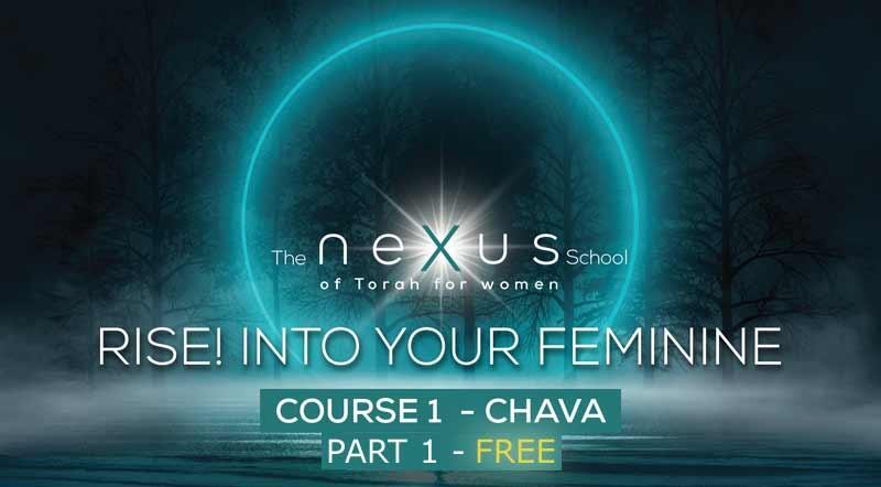 Rise! Into Your Feminine through Chava 2021