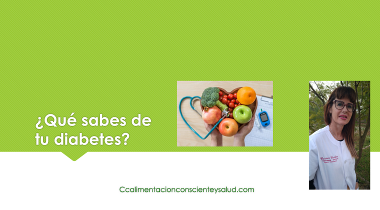 ¿Qué sabes de tu Diabetes?