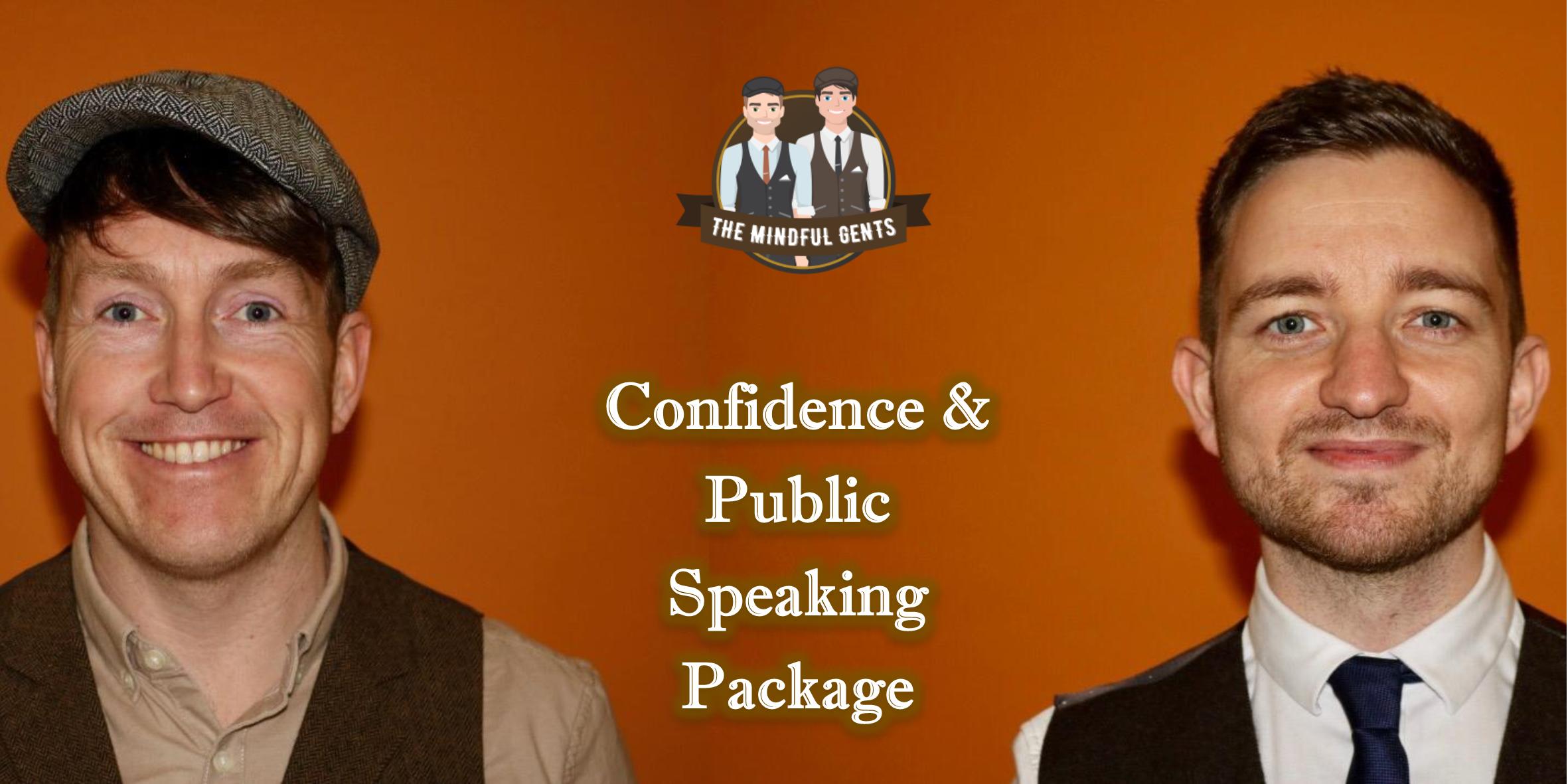 Confidence & Public Speaking