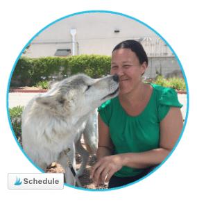 Kristin Clark author of Raw Pets Digest