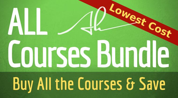 All Courses Bundle