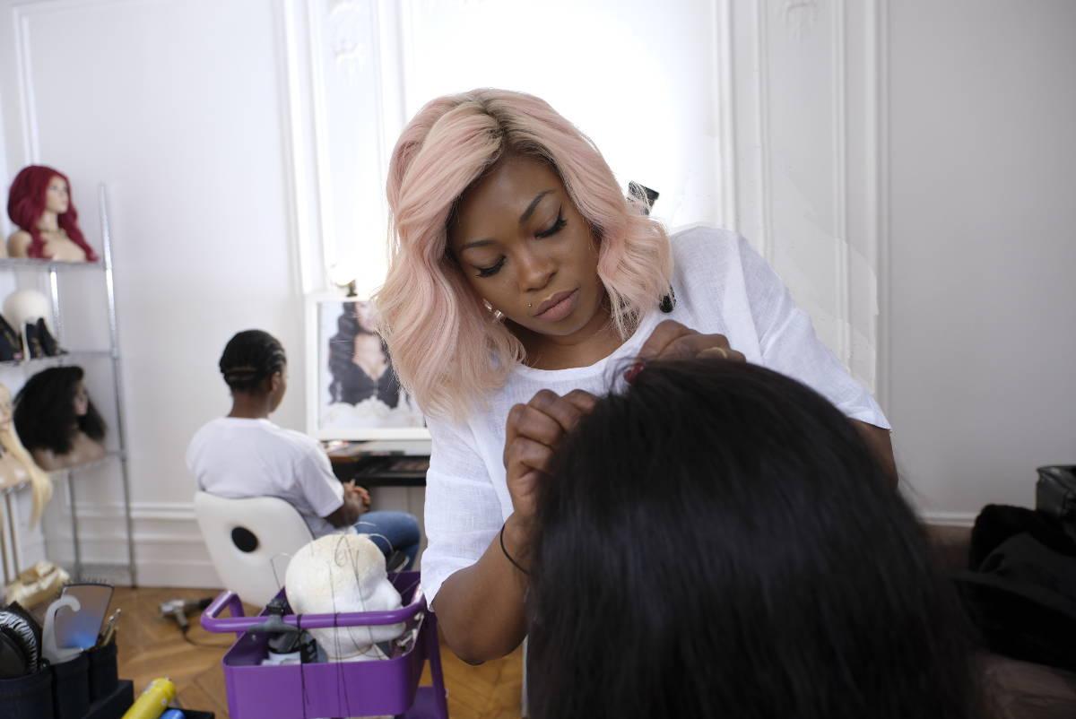 Apprendre à créer une Lace Wig.