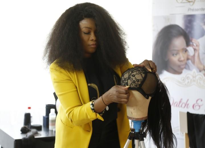 Apprendre à créer une Lace Wig