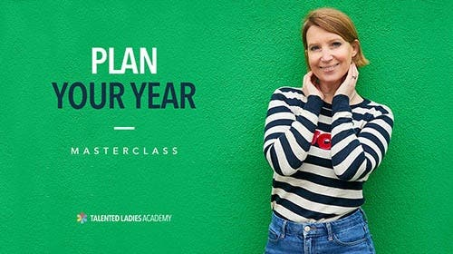 Plan Your Year Masterclass