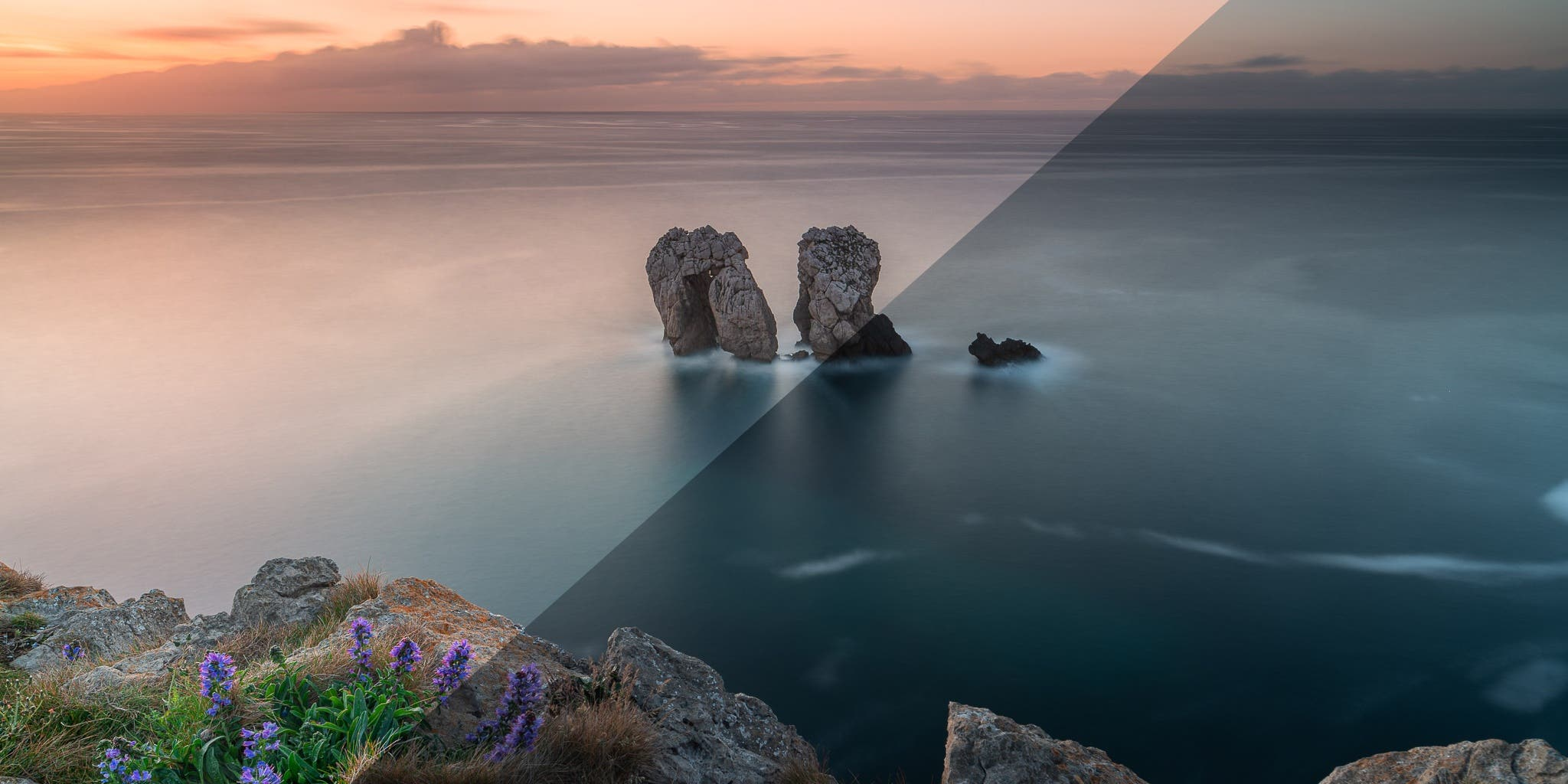 Dalla A alla Z - Post Produzione con Francesco Gola: tramonto in Spagna