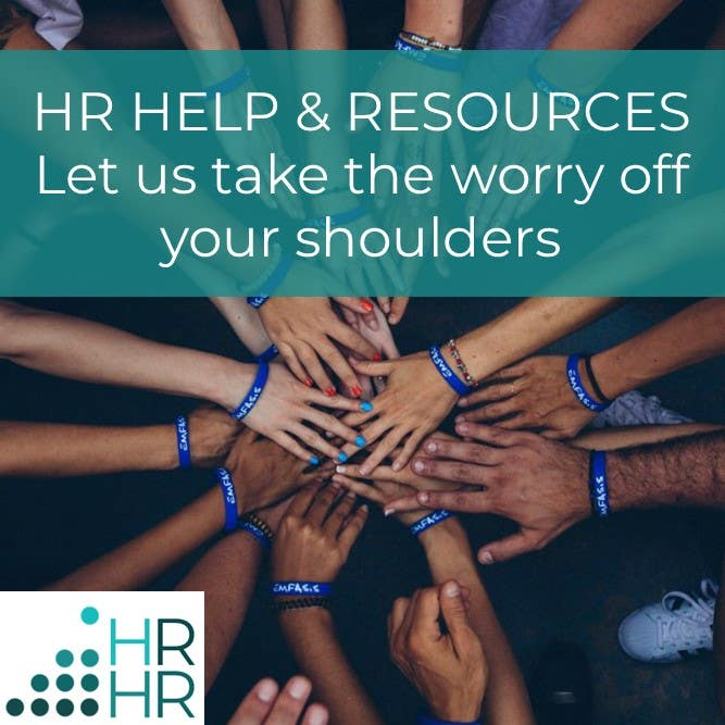 HR Help & Resources - Let us take the worry off your shoulders.