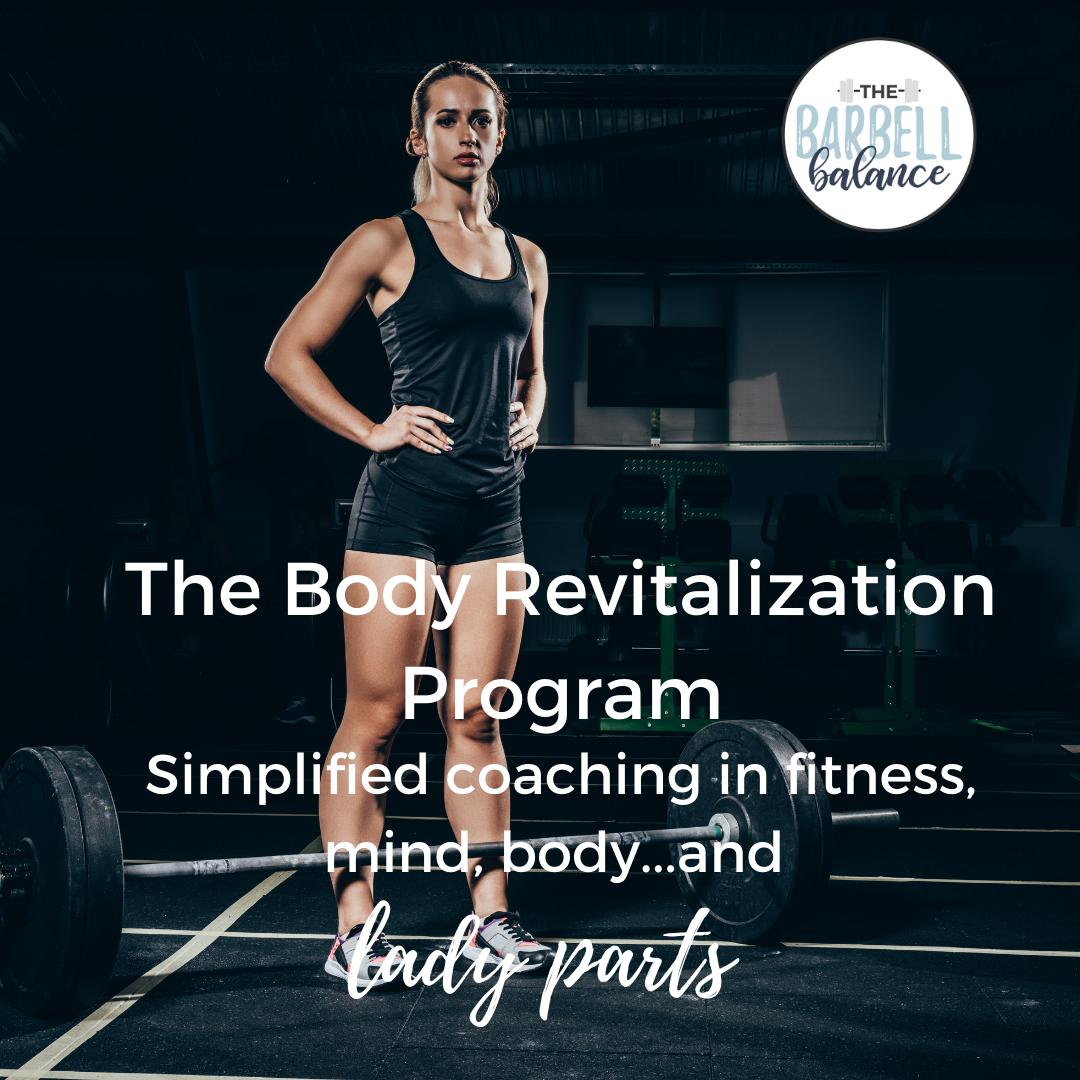 The Body Revitalization On-Boarding Handbook