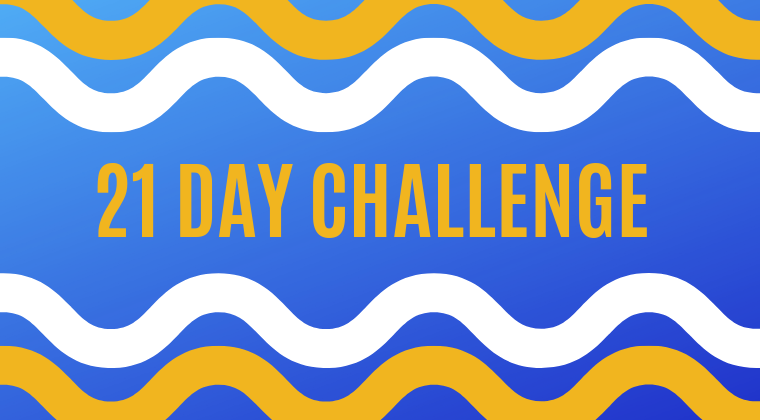 21 Day Aquamotion Challenge