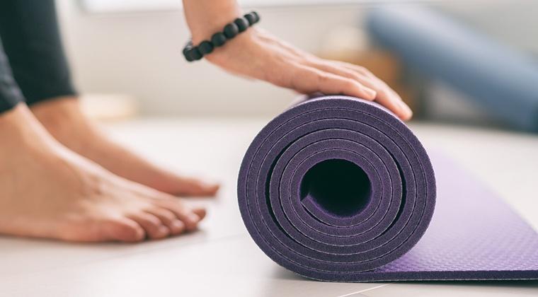 Pilates – joy of movement