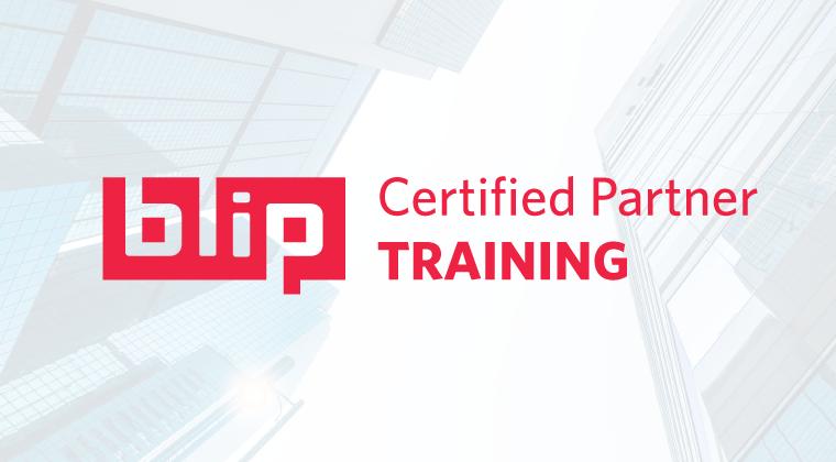 Certified Blip Partner Training