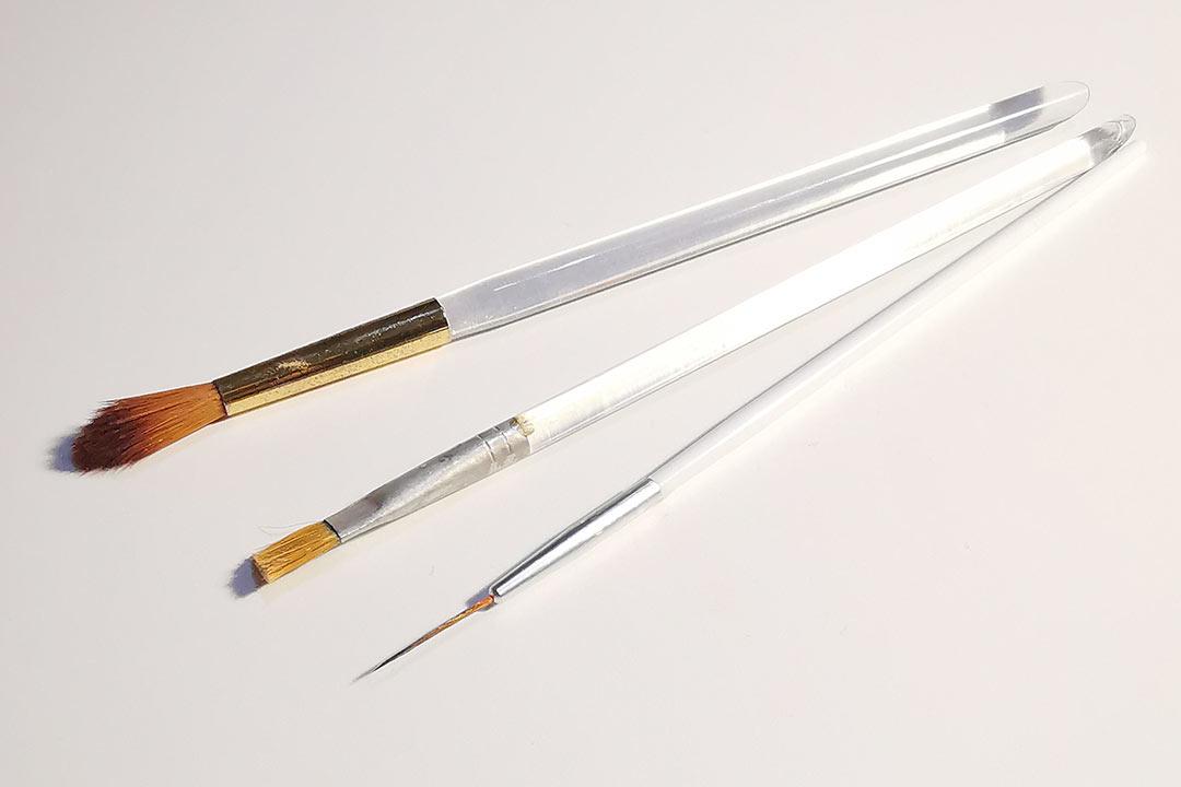 I pennelli da decorazione e la loro manutenzione