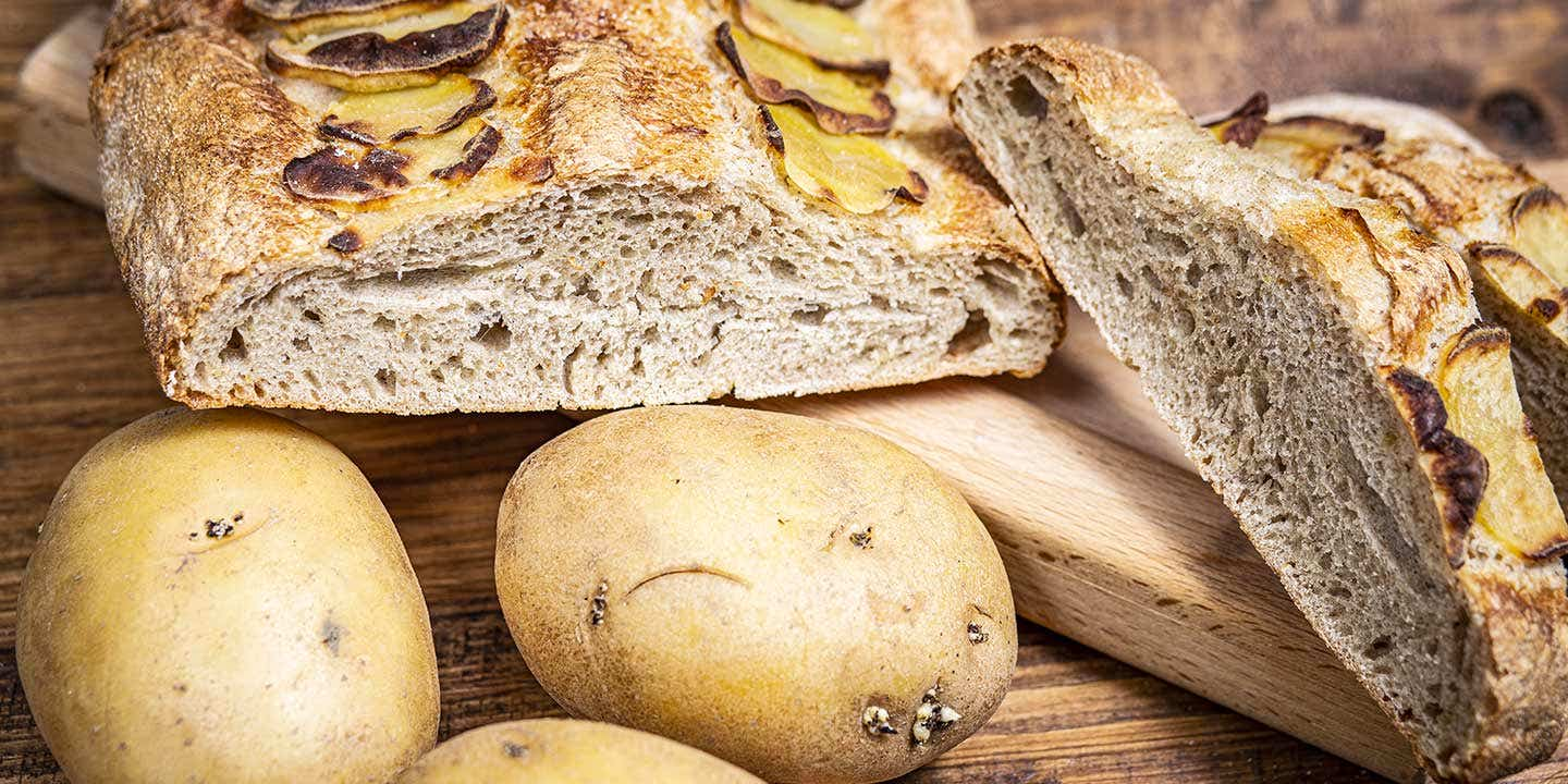 PANE ALLE PATATE