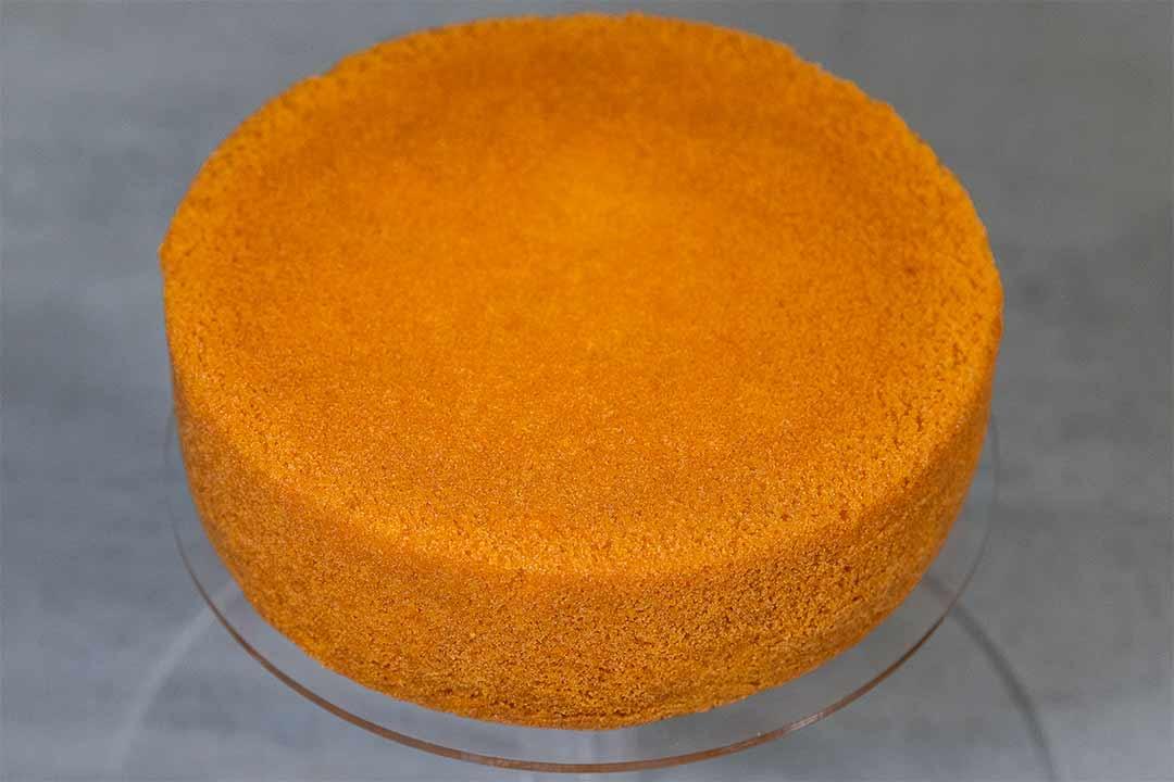 1 La torta di base - Sponge CakeLa torta di base - Sponge Cake