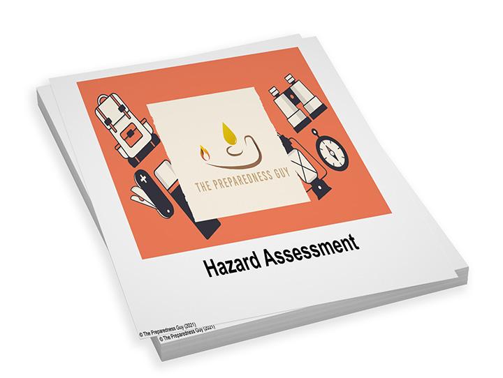 Hazard and Needs Assessment Workbook