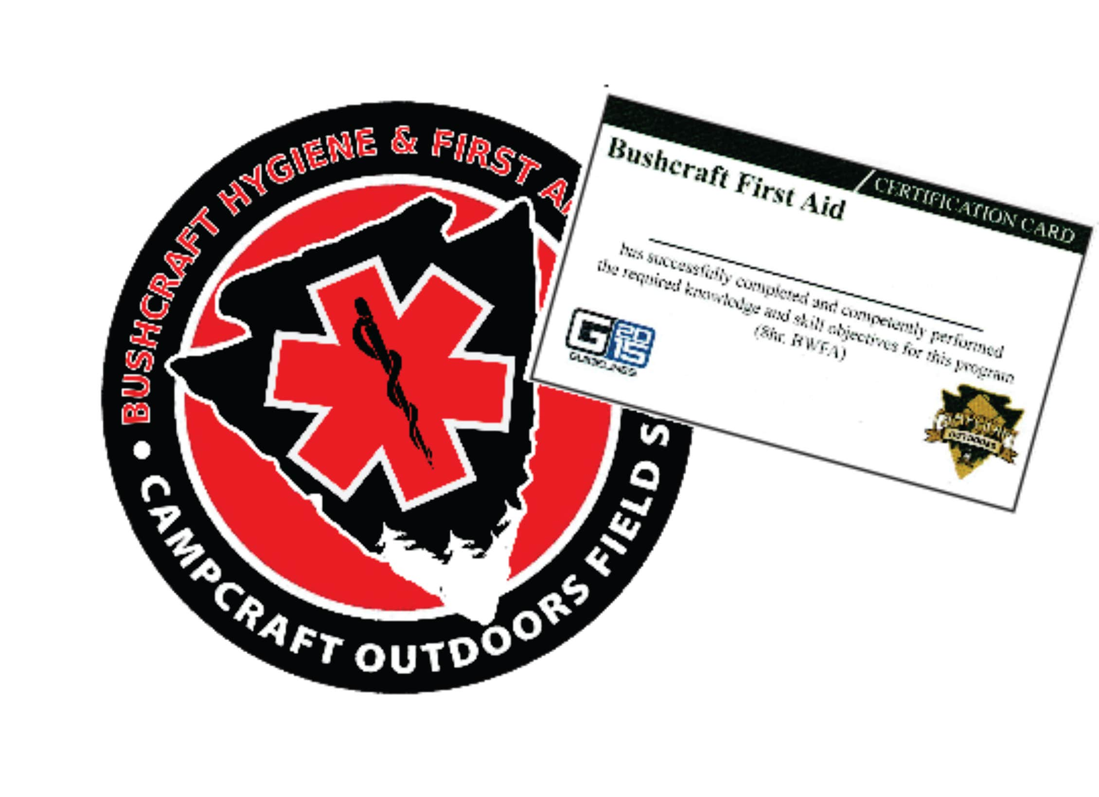 Certification Card, Patch, & Decal