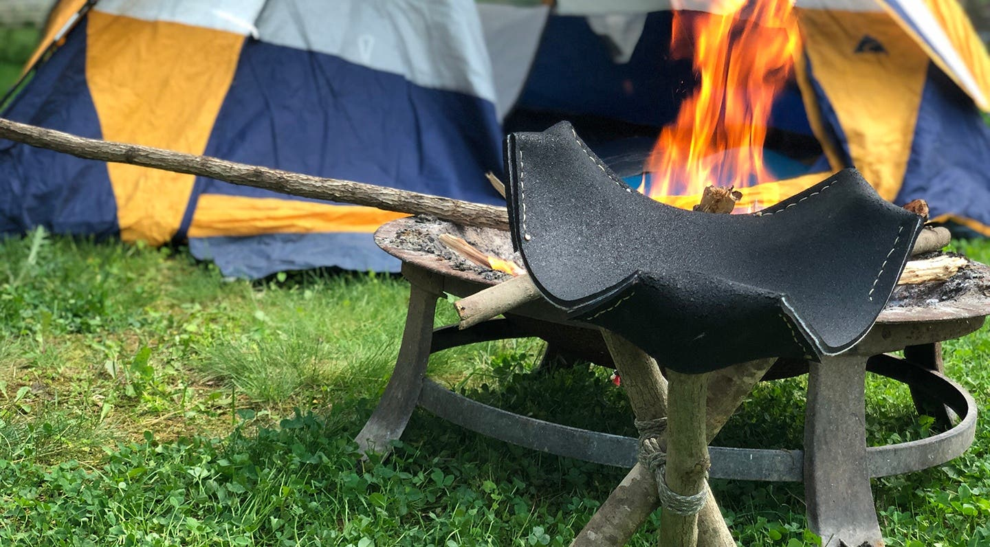 How to Make a Bushcraft Camp Chair [FREE Downloadable Pattern]
