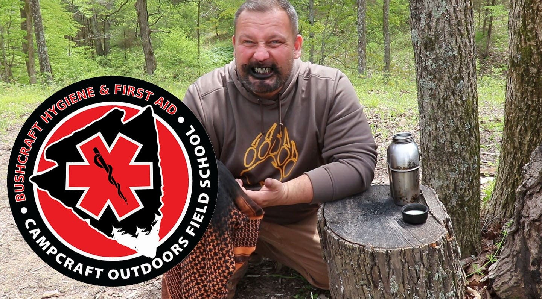 Bushcraft Hygiene & Wilderness First Aid [Certification Available]