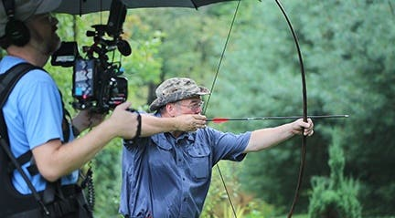 How to Build Your First Long Bow for Under $10